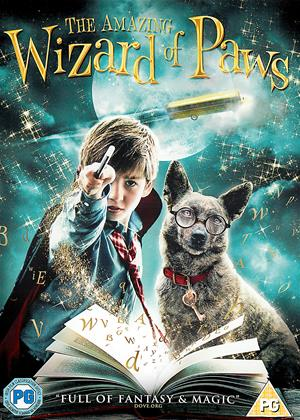 Rent The Amazing Wizard of Paws Online DVD Rental