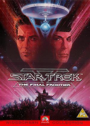 Rent Star Trek 5: The Final Frontier Online DVD Rental