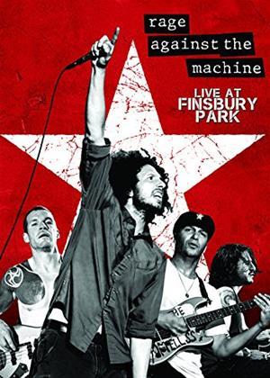 Rent Rage Against the Machine: Live at Finsbury Park Online DVD Rental