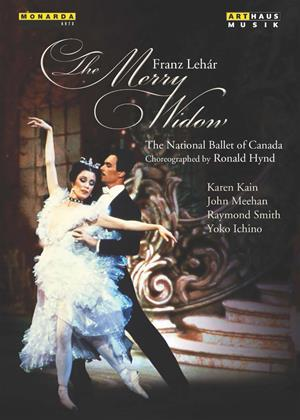 Rent The Merry Widow: National Ballet of Canada (Florio) Online DVD Rental