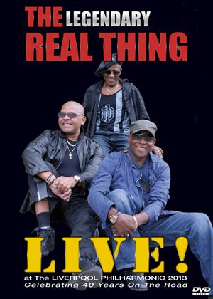 The Real Thing: Live Ath the Liverpool Philharmonic 2013 Online DVD Rental
