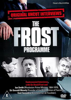 The Frost Programme: Original Uncut Interviews Online DVD Rental