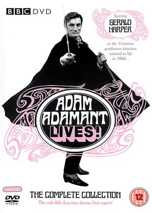 Rent Adam Adamant Lives!: The Complete Series Online DVD Rental