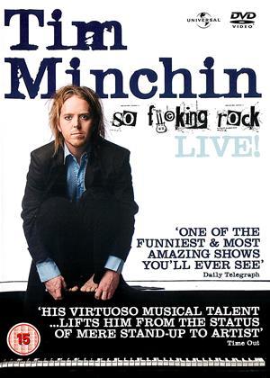 Tim Minchin: So F**cking Rock: Live Online DVD Rental