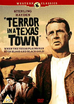 Terror in a Texas Town Online DVD Rental