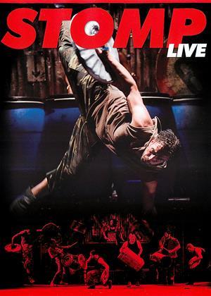 Stomp: Live Online DVD Rental
