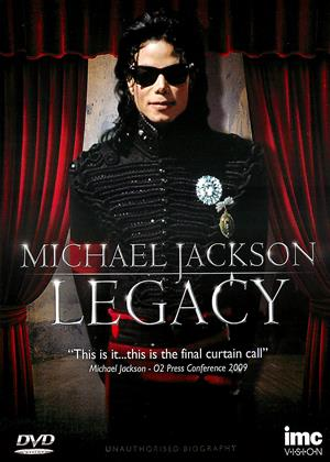 Rent Michael Jackson: Legacy Online DVD Rental