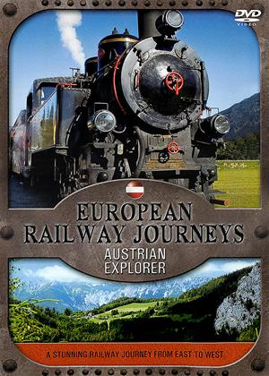Rent European Railway Journeys: Austrian Explorer Online DVD Rental