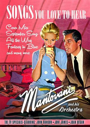 Mantovani: Songs You Love to Hear Online DVD Rental