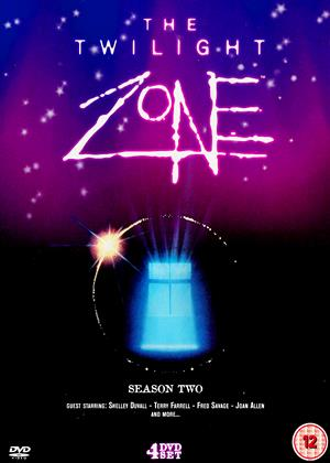 The Twilight Zone: Series 2 Online DVD Rental