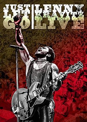 Rent Lenny Kravitz: Just Let Go Online DVD Rental