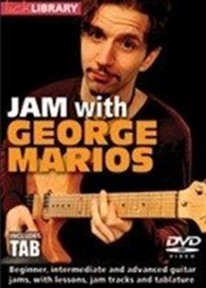 Rent Lick Library: Jam With... George Marios Online DVD Rental