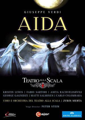 Rent Aida: Teatro Alla Scala (Mehta) Online DVD Rental