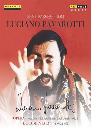 Rent Best Wishes from Luciano Pavarotti Online DVD Rental