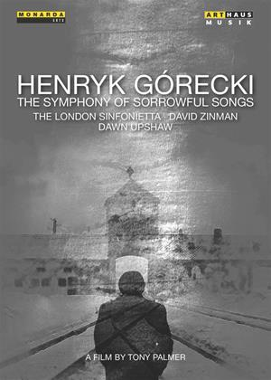 Rent Henryk Gorecki: The Symphony of Sorrowful Songs Online DVD Rental