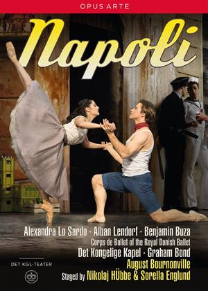 Rent Napoli: Royal Danish Ballet Online DVD Rental