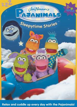 Pajanimals: Bedtime Stories Online DVD Rental