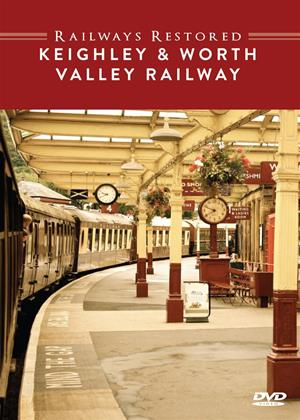 Railways Restored: Keithly and Worth Valley Railway Online DVD Rental