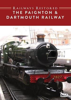 Railways Restored: Paignton and Dartmouth Railway Online DVD Rental