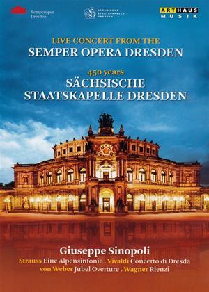 Rent Sächsische Staatskapelle Dresden: Semper Opera Dresden Online DVD Rental