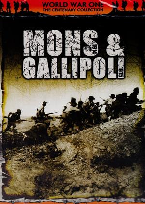 WWI: The Centenary Collection: Mons and Gallipoli Online DVD Rental