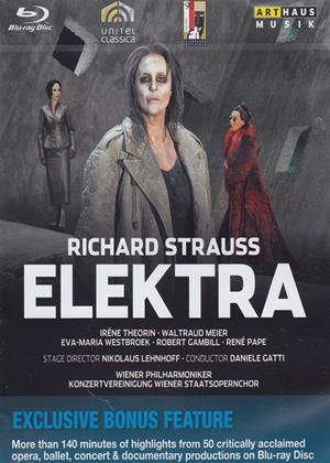 Rent Elektra: Salzburg Festival 2010 Online DVD Rental