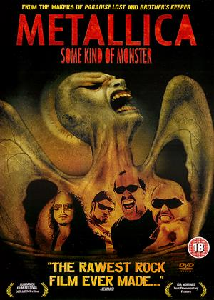 Metallica: Some Kind of Monster Online DVD Rental