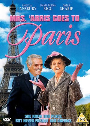 Mrs. 'Arris Goes to Paris Online DVD Rental