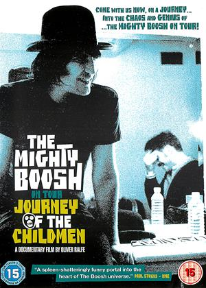 Journey of the Childmen: The Mighty Boosh on Tour Online DVD Rental