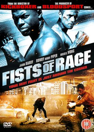 Fists of Rage Online DVD Rental