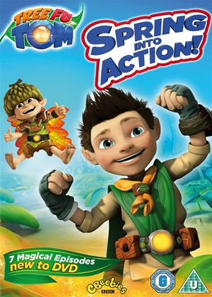 Tree Fu Tom: Spring Into Action Online DVD Rental