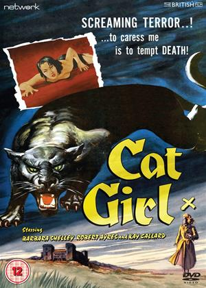 Cat Girl Online DVD Rental