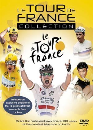 Rent Le Tour De France: The Official Collection Online DVD Rental