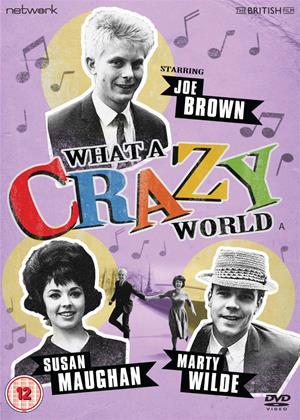 Rent What a Crazy World Online DVD Rental