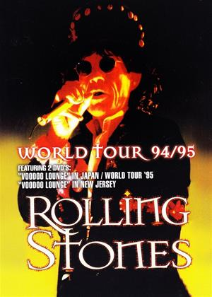 Rolling Stones: Voodoo Lounge in New Jersey Online DVD Rental