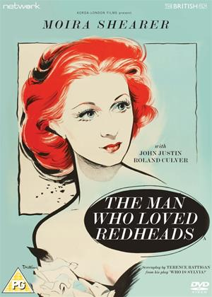 Rent The Man Who Loved Redheads Online DVD Rental