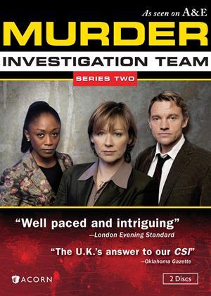 Murder Investigation Team: Series 2 Online DVD Rental