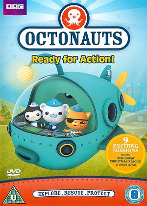 Rent Octonauts: Ready for Action Online DVD Rental