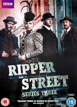 Ripper Street: Series 3 Online DVD Rental