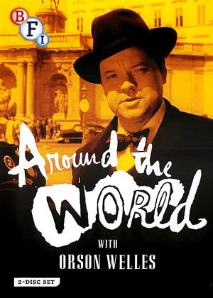 Around the World with Orson Welles Online DVD Rental