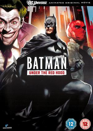 Batman: Under the Red Hood Online DVD Rental