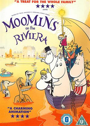 Moomins on the Riviera Online DVD Rental