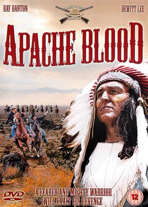 Rent Apache Blood Online DVD Rental