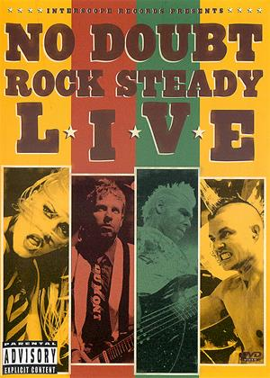 No Doubt: Rock Steady Live Online DVD Rental