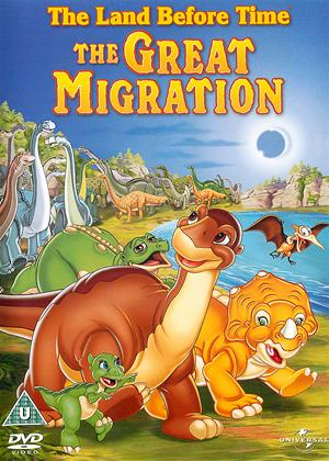 The Land Before Time 10: The Great Migration Online DVD Rental