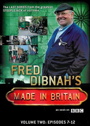 Fred Dibnah: Made in Britain: Part 2 Online DVD Rental