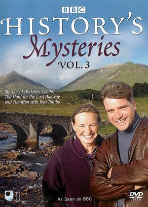 Rent History Mysteries: Vol.3 Online DVD Rental