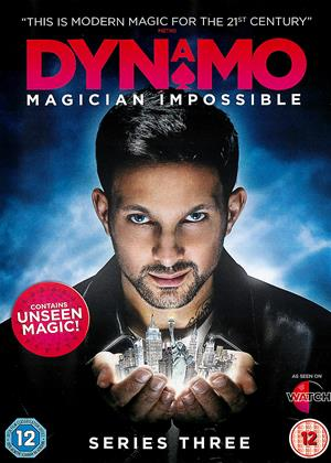 Dynamo: Magician Impossible: Series 3 Online DVD Rental