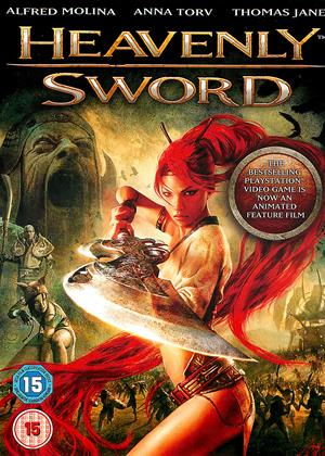 Heavenly Sword Online DVD Rental