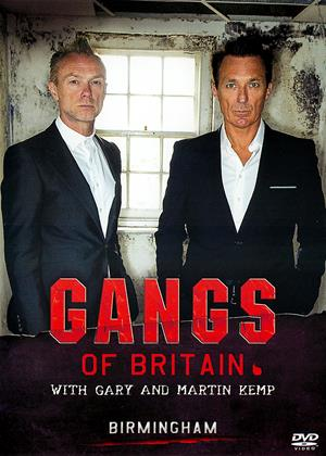 Gangs of Britain: Birmingham Online DVD Rental